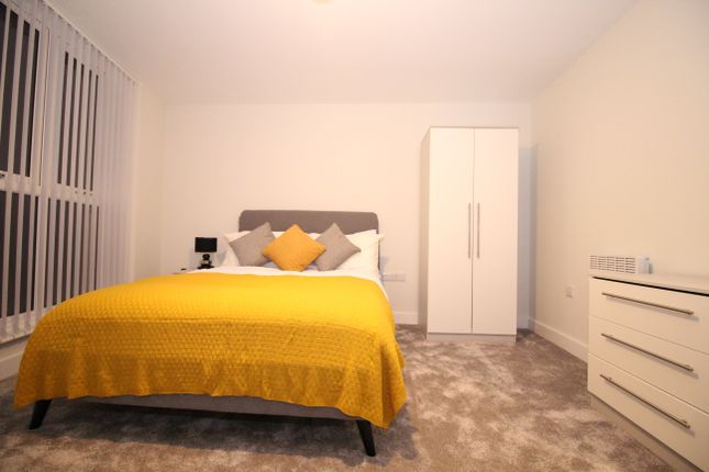Thumbnail Flat to rent in Agin Court, Charles Street, Leicester