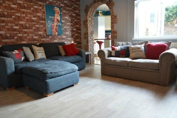 Thumbnail Terraced house to rent in Enderley Street, Newcastle, Newcastle-Under-Lyme