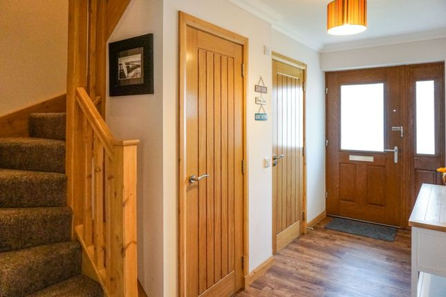 Entrance Hall of Peterkin Place, Lossiemouth IV31