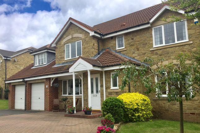 Thumbnail Detached house for sale in Low Farm, Ellington, Morpeth