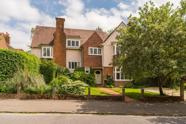 Thumbnail Detached house for sale in Charlbury Road, Oxford, Oxfordshire