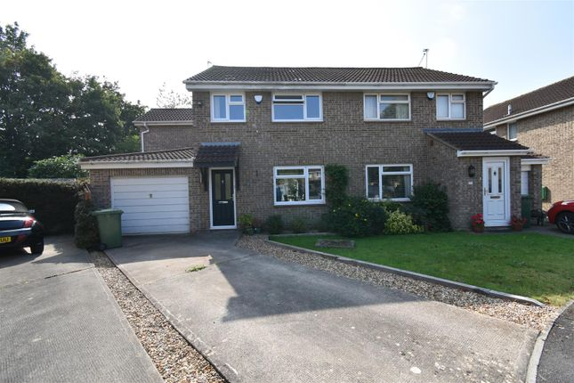 Thumbnail Semi-detached house to rent in Ravenswood, Longwell Green, Bristol