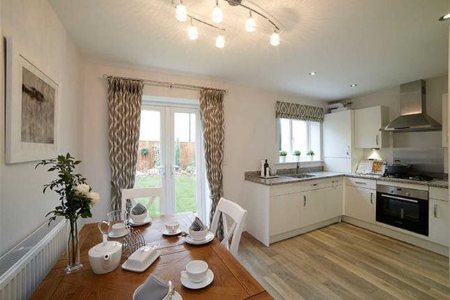 Thumbnail Semi-detached house for sale in Greenhill Close, Penwortham, Preston