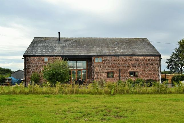 Thumbnail Barn conversion for sale in Moss Nook Lane, Melling, Liverpool