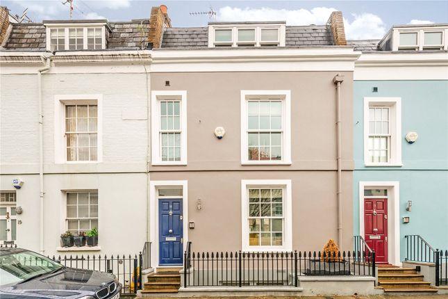 Exterior of Billing Road, Chelsea, London SW10