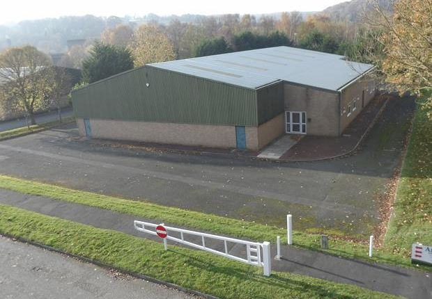 Thumbnail Light industrial to let in Antelope Industrial Estate, Mold, Flintshire