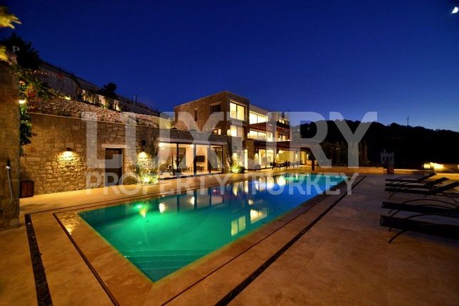 Thumbnail Detached house for sale in Yalikavak, Bodrum, Turkey