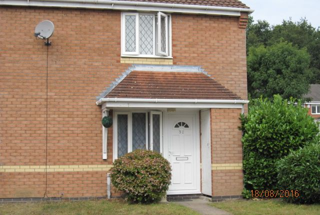 Thumbnail 1 bed semi-detached house to rent in Cornbury Grove, Solihull
