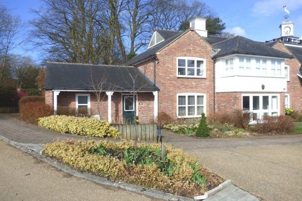 Thumbnail End terrace house to rent in Shirleys Drive, Prestbury, Macclesfield