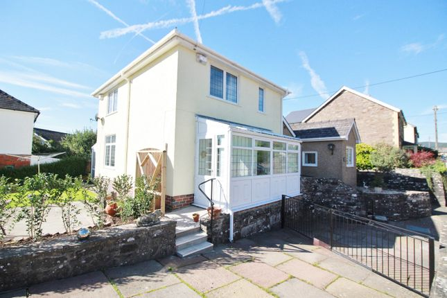 Thumbnail Detached house for sale in Clifton Road, Abergavenny