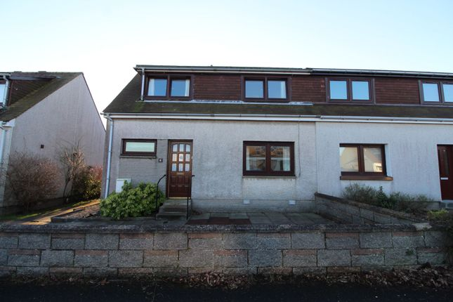 Thumbnail Semi-detached house for sale in Greens Terrace, Aberdeen