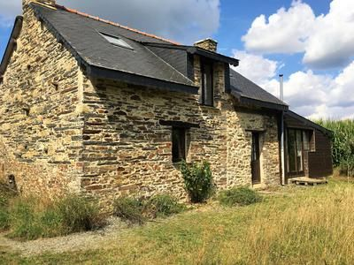 Property for sale in St-Martin-Sur-Oust, Morbihan, France