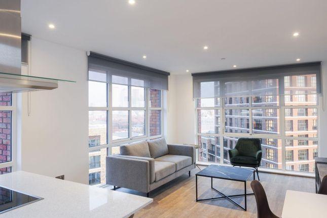 Living Area of 11 Maritime Street, London SE16