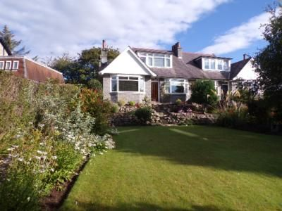 Thumbnail Semi-detached house to rent in Abbotshall Crescent, Cults, Aberdeen