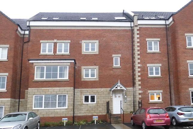 Thumbnail Flat to rent in Loansdean Wood, Loansdean, Morpeth
