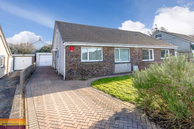 2 bed semi-detached bungalow for sale in Leyford Close, Wembury