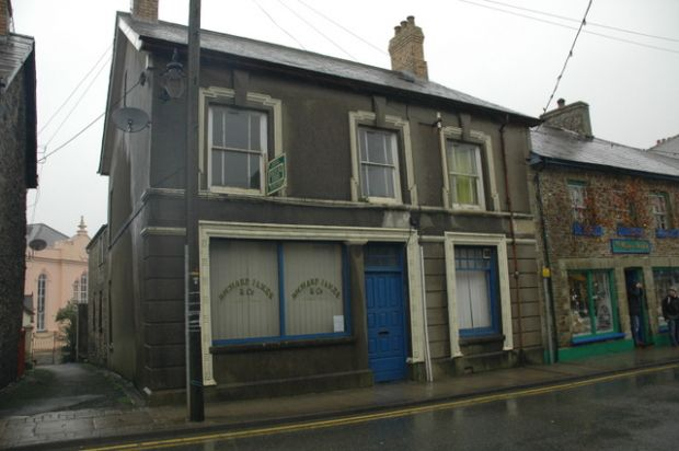 Thumbnail Flat to rent in Sycamore Street, Newcastle Emlyn, Carmarthenshire