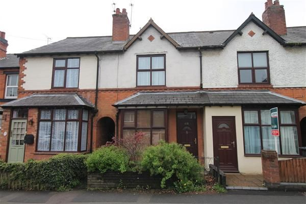Thumbnail Terraced house for sale in Birchfield Road, Redditch, Redditch