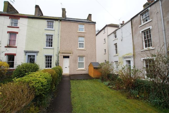 3 bed end terrace house for sale in Catherine Street, Whitehaven, Cumbria