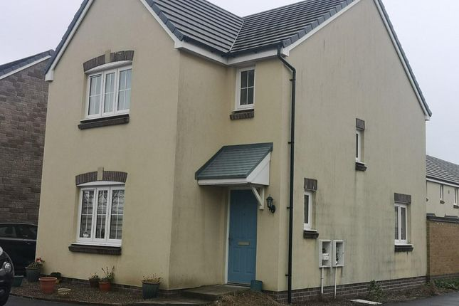Thumbnail Detached house to rent in Castleton Grove, Haverfordwest