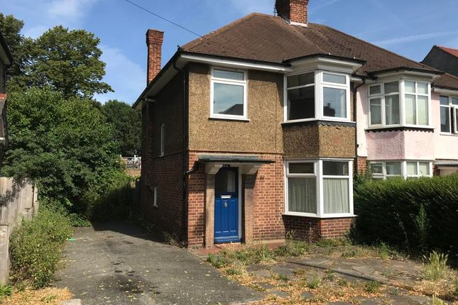 Thumbnail 3 bed semi-detached house for sale in 86 Lower Road, Orpington, Kent