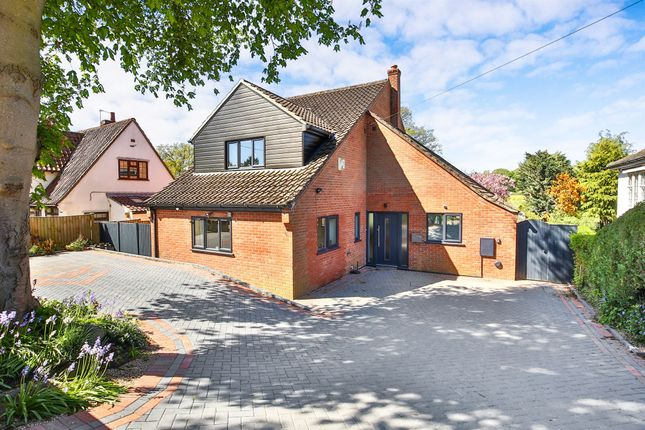 Thumbnail Detached house for sale in West End Avenue, Brundall, Norwich