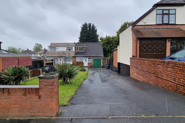 Thumbnail Bungalow to rent in Walsall Road, Perry Barr, Birmingham