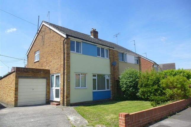 Thumbnail Semi-detached house to rent in Fore Street, Trowbridge