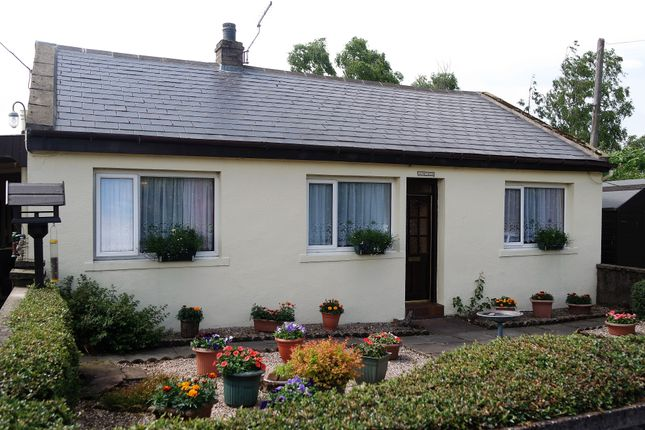 Thumbnail Detached bungalow for sale in A95, Craigellachie