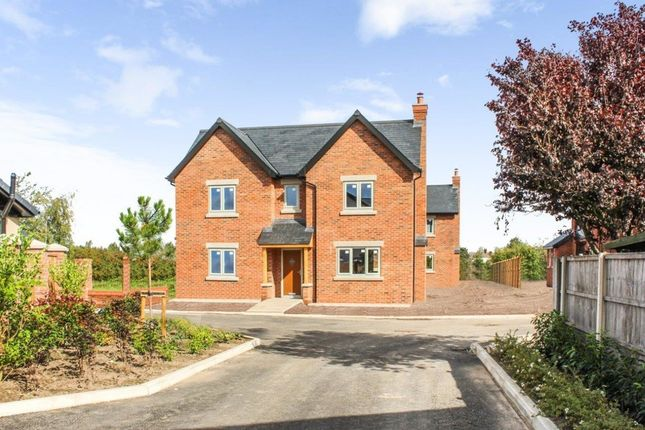 Thumbnail Detached house for sale in Pear Tree Gardens, Lowry Hill Lane, Lathom, Ormskirk
