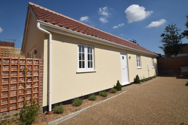 Thumbnail Detached bungalow for sale in High Street, Hadleigh, Ipswich