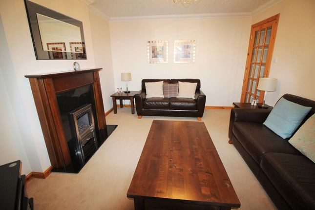 Detached house for sale in Knockomie Gardens, Forres