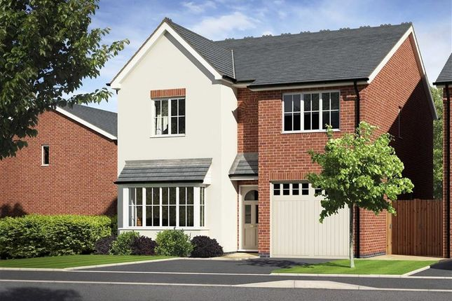 Thumbnail Detached house for sale in Plot 27, Meadowdale, Barley Meadows, Llanymynech, Shropshire