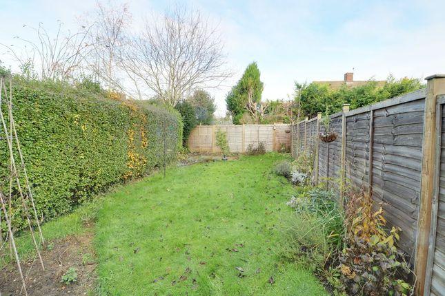 Garden At Back of South Road, Kingsclere, Newbury RG20