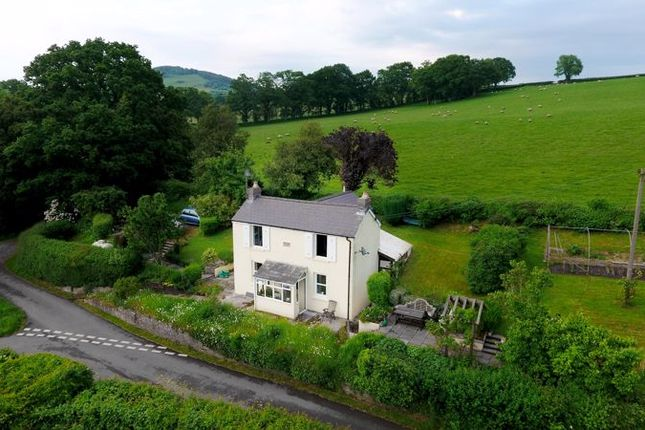 Thumbnail Cottage for sale in Llanvair Green, Abergavenny