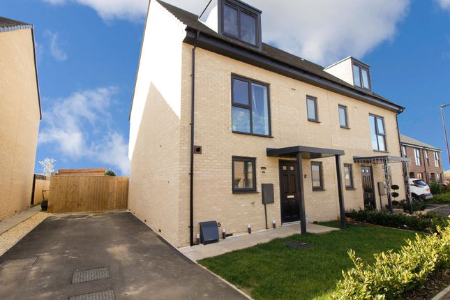 4 bed semi-detached house for sale in Airstone Road, Askern, Doncaster DN6