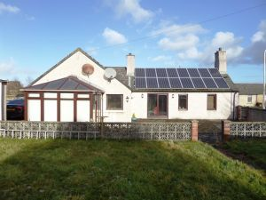 Thumbnail Detached bungalow for sale in Church Street, Halkirk
