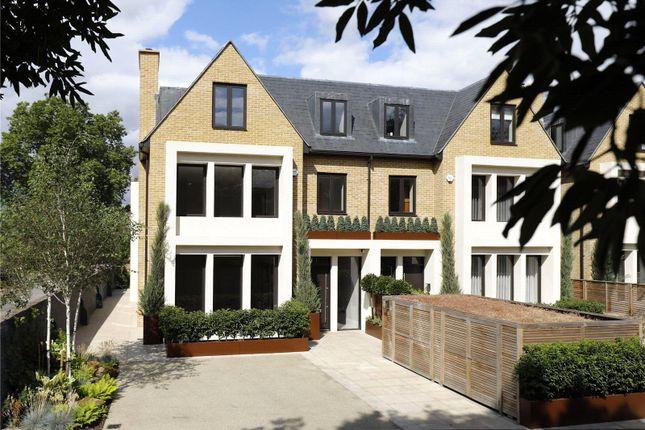 Thumbnail Semi-detached house to rent in Montem Terrace, 35A Arterberry Road, Wimbledon, London