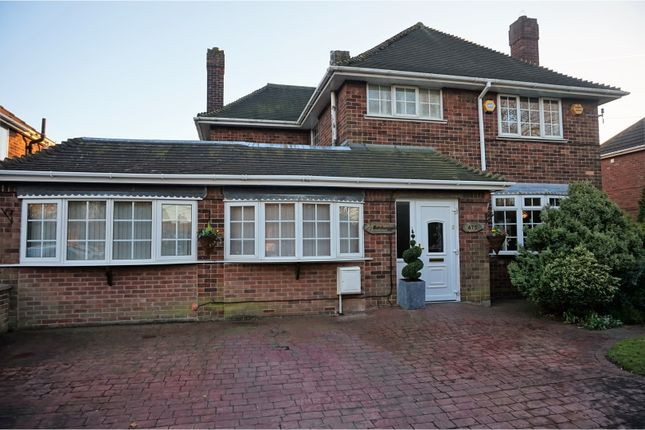 Thumbnail Detached house for sale in Laceby Road, Grimsby