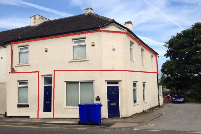 Thumbnail Flat to rent in First Floor, 837 London Road, Trent Vale, Stoke-On-Trent, Staffordshire