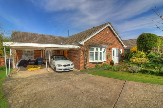 Thumbnail Detached bungalow for sale in Dormy Close, Radcliffe-On-Trent, Nottingham