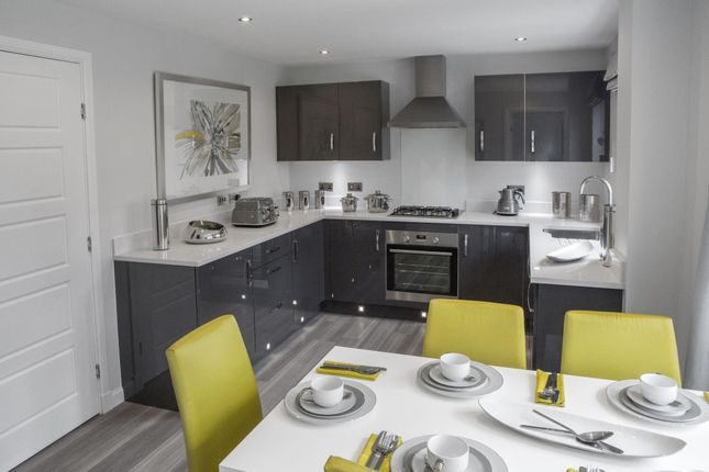 """Detached house for sale in """"Delgattie"""" at Greystone Road, Kemnay, Inverurie"""