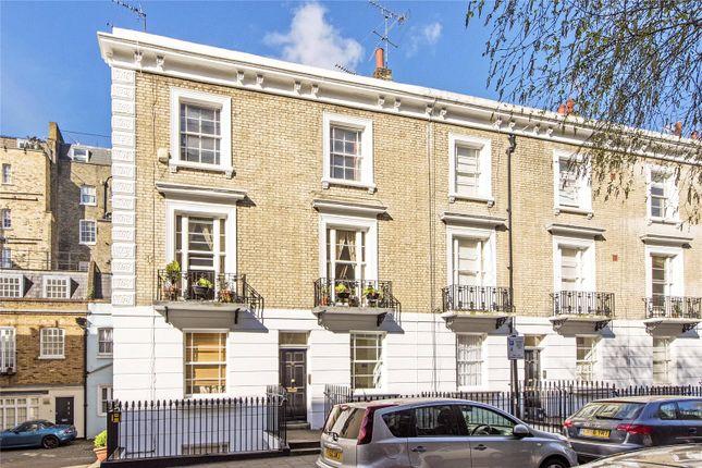 Exterior of Aylesford Street, London SW1V