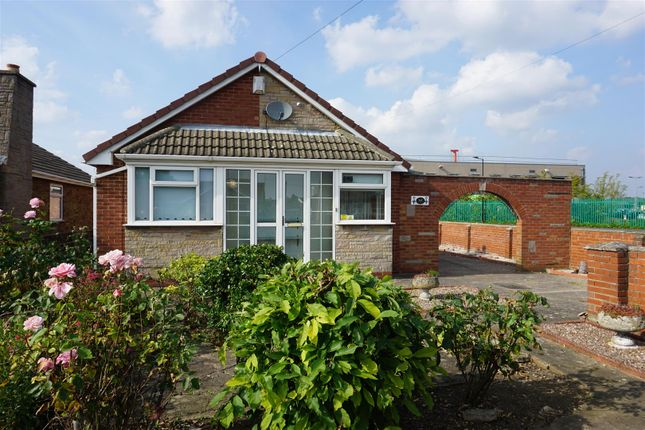 Thumbnail Detached bungalow for sale in Pipering Lane, Scawthorpe, Doncaster