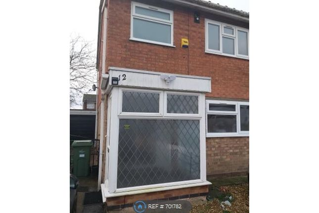Bramble Way, Braunstone, Leicester LE3