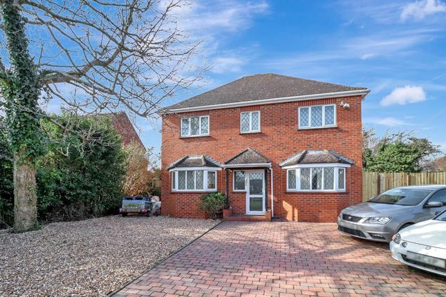 Thumbnail Detached house for sale in Manor Road, Seer Green, Beaconsfield