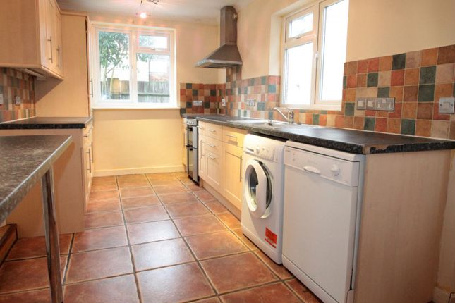 Thumbnail Town house to rent in Mulgrave Road, Sutton