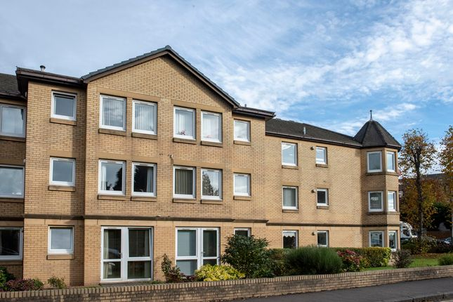 Thumbnail Flat for sale in Strathmore Court, Abbey Drive, Jordanhill