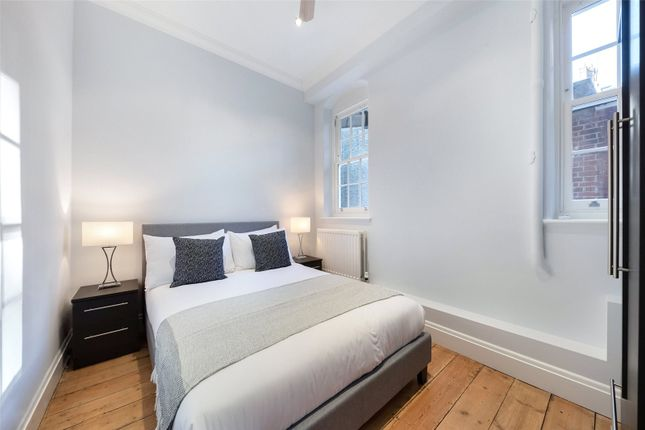 Bedroom of Court House, Basil Street, Knightsbridge, London SW3
