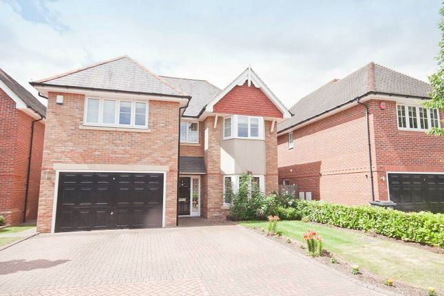 Thumbnail Detached house for sale in Cassander Place, Holly Grove, Pinner